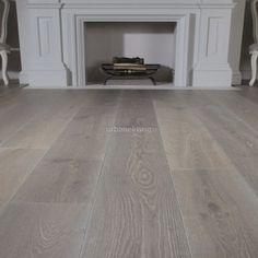 gray hardwood floors | ... flooring taps into a major interiors trend for 2012 – grey flooring
