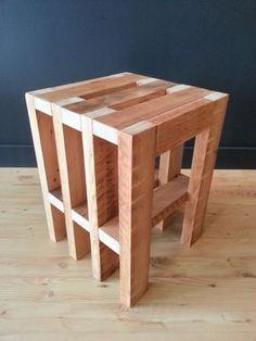 Custom Made Reclaimed 2x4'S Furniture Series                              …