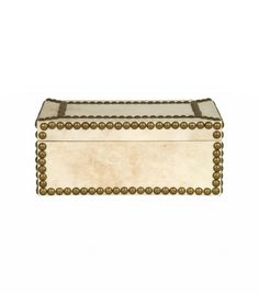 8 Glam Decorative Boxes to Hold Your Littlest Things via @mydomaine