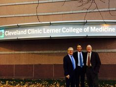 Dr. Patrick Hanaway, Dr. Mark Hyman, and Dr. Jeff Bland at the Center for Functional Medicine!