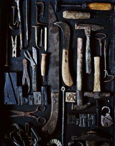Andrea Brugi tools