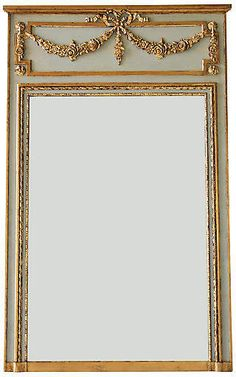 Ave Home Regent 40 Trumeau Wall Mirror French Living Rooms, French Country Living Room, French Country Decorating, Living Spaces, Trumeau Mirror, Diy Mirror, Mirror Art, Mirror Ideas, French Mirror