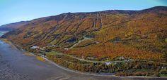 Massif de Charlevoix, Québec, Canada