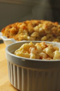 Life on Food: Shrimp Mac and Cheese