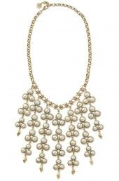 Daliah Bib Necklace | #SDWeddings | Stella & Dot | Find it at www.stelladot.com.www.stelladot.com/sites/feliciabranch
