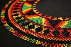 Collar Huichol