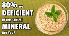A study published in Diabetic Medicine shows that magnesium is highly protective for those at high risk for type 2 diabetes. http://articles.mercola.com/sites/articles/archive/2014/05/10/magnesium-type-2-diabetes.aspx