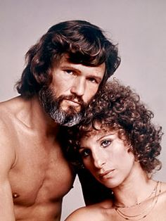 "Barbra Streisand and Kris Kristofferson in ""A Star Is Born"" (1976). COUNTRY: United States. DIRECTOR: Frank Pierson."