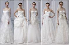 colección de vestidos de novia 2013