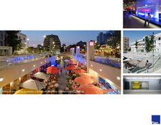 Boulevard Plaza Ñuñoa / Santiago Chile / PLAN Arquitectos