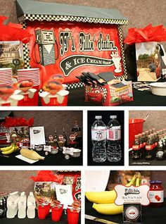 Great ideas for a Cars Birthday Party. Fun party game ideas, too.
