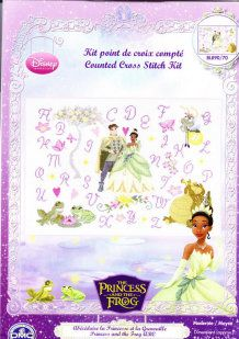 Princess and the Frog 1 of 6