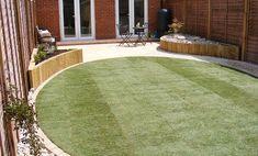 new build garden design - Google Search