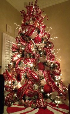 125 most beautiful christmas tree decorations ideas interior vogue