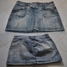 Gonna di jeans  tg S  €5,00