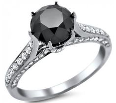 comes in 4.5 or smaller / 1495  1.65 solitaire  http://www.frontjewelers.net/fancy-color-jewelry/colored-diamond-engagement-rings/black-diamond-engagement-rings/2-25-ct-black-six-prong-round-diamond-engagement-ring-14-k-white-gold-vintage-style.html