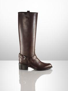Riding Boots, Ralph Lauren, $995