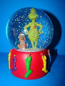 lenox christmas snow globes | snow globe