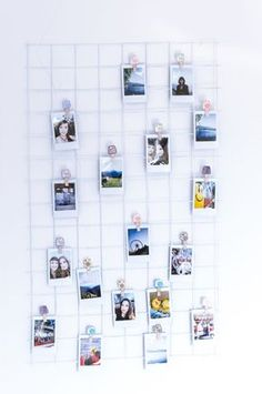 Tumblr Room Decor, Tumblr Rooms, Picture Wall, Photo Wall, Grid, Lattice Wall, Kids Room Design, Photo Displays, New Room