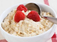 Porridge - Les recettes minceur de Valérie Orsoni