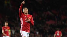 Should Man United go on to greater success this year, Jesse Lingard's name will not be on the billboard -- but it will surely be there in support.