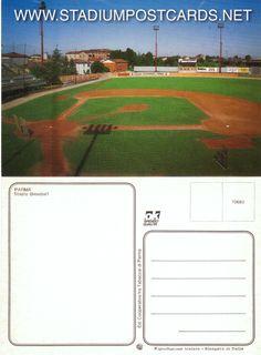 € 0,50 - code : ITA-036 - Parma - stadio del Baseball - stadium postcard cartolina stadio carte stade estadio tarjeta postal