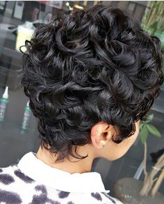 32 Layered Bob Hairstyles : Add These Hot Layers to Your Haircut Now - Style My Hairs Natural Hair Bob, Natural Hair Twist Out, Natural Hair Styles, Short Sassy Hair, Short Curls, Short Hair Cuts, Pixie Cuts, Twist Hairstyles, Pretty Hairstyles