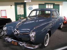 Sweet 1950 Studebaker just like Dad's
