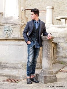 #totallook #fashion #uomo @sisleysansepolcro