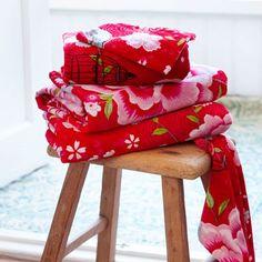 Fornye baderommet med disse fine håndklærne og ...