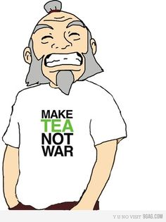 Dragon Slayer Iroh aka Uncle