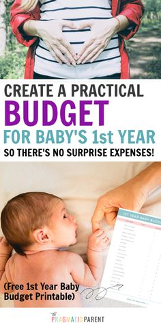 Having a baby comes with a price tag and unless you prepare your finances, the cost may shock you. Now is the best time to begin preparing your baby budget and get a handle on finances for your new arrival and anticipated first year baby costs. Download your free Budgeting Worksheet to calculate the first year baby costs. #1styearbabycosts #babybudget #budgetingforbaby #realbabycosts #realcostsofhavingababy #realisticbabybudget #1sttimemom #howtoplanforababy #planningforababy Baby Cost, Baby On A Budget, 12 Month Sleep Regression, Baby Hacks, Baby Tips, 1 Year Baby, All About Pregnancy, Pregnancy Information, Budgeting Worksheets