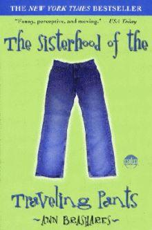The Sisterhood of the Traveling Pants / Ann Brashares. Bk - Sisterhood of the Traveling Pants. Ya Books, I Love Books, Good Books, Books To Read, Book Series, Book 1, The Book, Book Nerd, Sisterhood Of Traveling Pants
