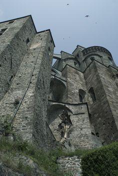 Sacra di San Michele, Val di Susa, Italy Piemonte