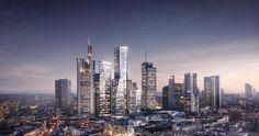 Zuwachs für die #Skyline #Frankfurt