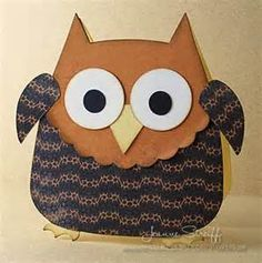 sizzix owl die #2 - Yahoo Image Search Results