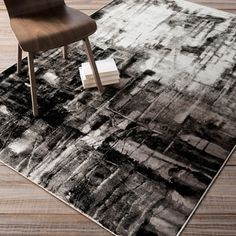 Artfully Crafted Ally Abstract Rug (5'2 x 7'6) - Free Shipping Today - Overstock.com - 16808618 - Mobile