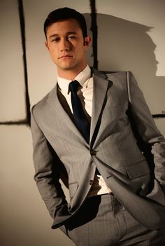 Definitely no complaining here. Gotta love a good looking suit ;)