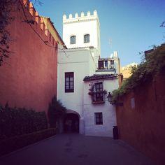 Rincones mágicos de #Sevilla.
