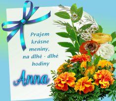 Happy Birthday Greetings, Birthday Wishes, Anna, Tableware, Special Birthday Wishes, Dinnerware, Tablewares, Birthday Wishes Messages, Dishes