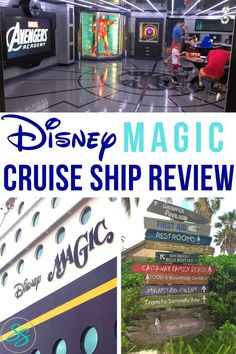 Disney Magic Cruise Ship | What to Expect On Board - Sarah in the Suburbs