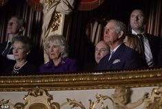 During the show, Camilla seemed particularly engrossed in the performance of a traditional...