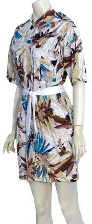 Vintage 80s Mini Dress