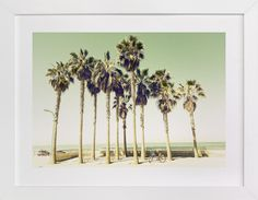Pacific Beach by Michelee Scott at minted.com