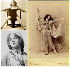 This is Eva Tanguay, my celebrity ancestor. A vaudeville star.  She was my great grandfather's first cousin.