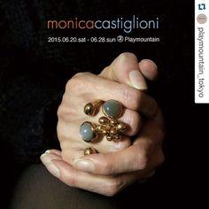 Monica Castiglioni da Playmountain-Tokyo 2015 Monica Castiglioni, Body Jewelry, Jewlery, Native American Children, Beautiful Moon, Fashion Images, Tree Branches, Art Pieces, Bronze