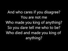 "Sara Bareilles ~ Lyrics from ""King of Anything"" Music Love, Music Is Life, Sara Bareilles Lyrics, I Love My Daughter, My Love, Marching Band Jokes, Beautiful Lyrics, Trail Blazers, Word Up"