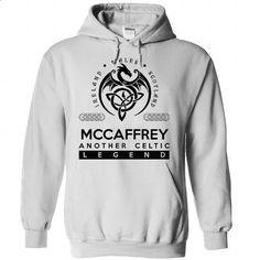 McCaffrey Celtic Tshirt - #housewarming gift #shirt for women