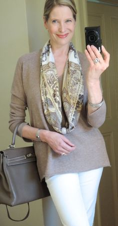 MaiTai's Picture Book: Capsule wardrobe additions, scarf ring pochettes and new bag inserts (Picotin 18 and Bolide 31)