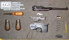 broom handle mauser - Google Search